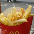 Foto zu McDonald's · McCafé · McDrive: Salz soll ja eh ungesund sein...