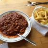 Schaschliktopf mit Pommes 3,70 €