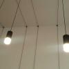 Kabel -Lichtleitung mal anders verlegt