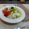 Gemischter Salat der Saison
