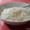 Reis (noch warm)