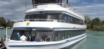 Bild von Motorschiff Füssen