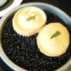 Foto zu Restaurant Esplanade: Pastetenartiges mit Kalbfarce-Füllung