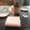 eingeckter Tisch