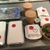 Verpackte Speisen