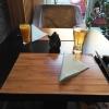 Frugale Tischkultur
