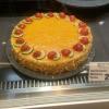 Aprikosen-Melisse Torte Stück zu 2,90€
