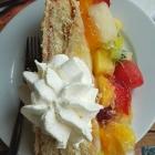Foto zu SPR - Panorama Restaurant GmbH: 10.06.21. Obstkuchen mit Sahne