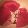 Erinnerungen an Kindertage: Heidelbeeren und Milch