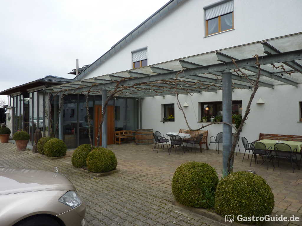 Gutsschänke im Weingut Forsthof Besenwirtschaft, Weinstube in 71711 ...