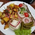 Foto zu Gutsausschank Preis: Sülze mit Bratkartoffeln, 14.06.19