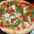 Foto zu Trattoria Piccante: Pizza Casa