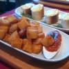 Casa del Sol - Patatas Bravas + Pan con Aioli