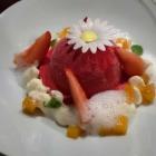 Foto zu Café AllerHand: 14.02.17: Erdbeerparfait, Mango, Kafirlimettenschaum