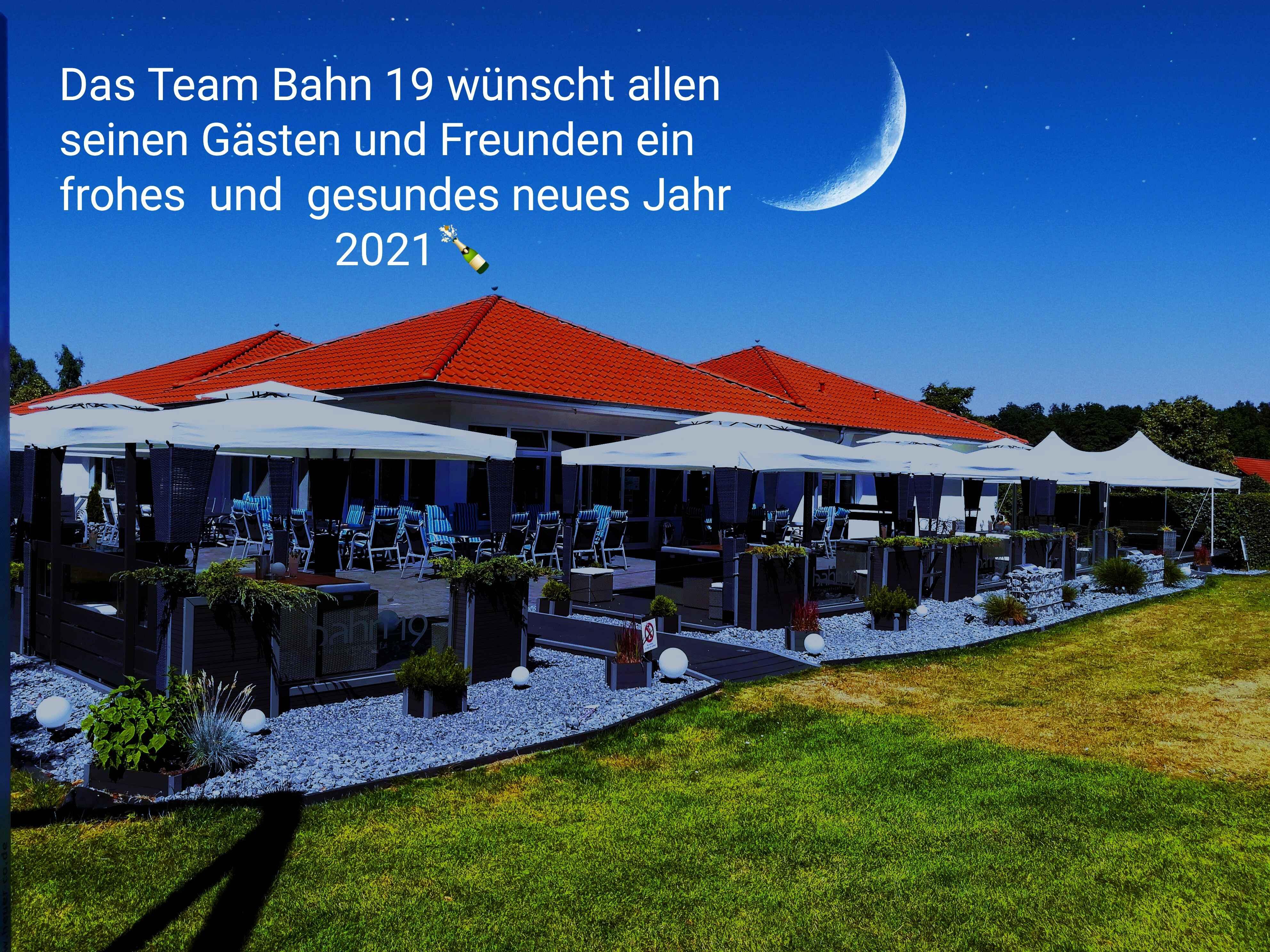 Bild zur Nachricht von Restaurant & Café Bahn 19