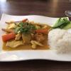Cà xao Càri, Hähnchenbrustfilet mit frischem Gemüse, Curry,