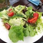 Foto zu Pfälzer GenussFraktion: Kleiner Salatteller