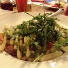 Foto zu Pfälzer GenussFraktion: Pasta mit Roquefortsauce, Brokkoli und Kirschtomaten