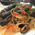 Foto zu Sapori d'Italia: Spaghetti mit Muscheln oder Muscheln mit Spaghetti?