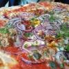 Pizza Italo (so scharf wie...)