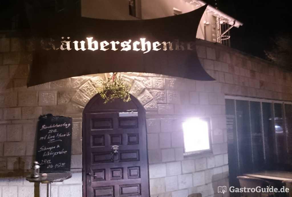 Räuberschenke am Campingplatz Haumühle Restaurant in 55618 Simmertal