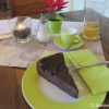 Mohn-Marzipan-Kirsch-Nougat-Rum - Kuchen € 2,90
