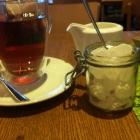 Foto zu Café und Bäckerei Ripken: Thiele Ostfriesentee mit Kluntje