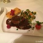 Foto zu Restaurant Landhaus Bad Steinbeck: Hirsch