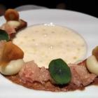 Foto zu Weinstube am Brühl im Romantik Hotel am Brühl: Crèmesuppe aus der Kerbelknolle
