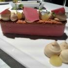 Foto zu Weinstube am Brühl im Romantik Hotel am Brühl: Ruby-Schokoladen-Riegel