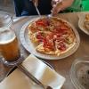 Pizza Salami-Schinken
