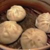 """""""Xiao Long Bao"""" mit Schweinefleisch-Frühlingszwiebel-Füllung"""