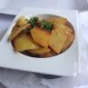 Röstkartoffeln zum Schnitzel