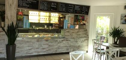 Fotoalbum: Eis Café