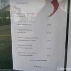 Foto zu Vico's Restaurant und Hotel: Auszug Speisekarte