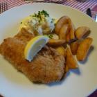 Foto zu Hotel Nesselwanger Hof: Cordon bleu vom Jungschwein