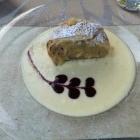 Foto zu Hotel Nesselwanger Hof: Apfelstrudel