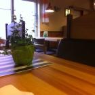 Foto zu Alte Schmiede - Imbiss Schmidt: Gepflegtes Schnellrestaurant