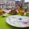Frühstück mit persönlicher Betreuung