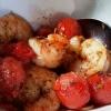 Garnelen mit Tomaten