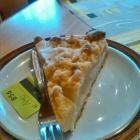 Foto zu Café Kuhnlein: Apfelkuchen mit Streusel