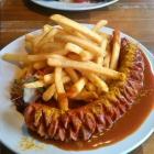 Foto zu Streng`s Bistro & Cafe am Gleis: Currywurst