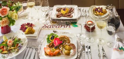 Bild von Savarin ayurvedisch-energetische Bio-Küche