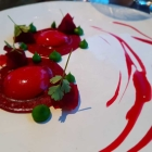 Foto zu ZweiSinn Meiers | Bistro | Fine Dining: Rote Bete in Texturen