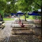 Foto zu Museumsgaststätte  im Rheinland-Pfälzischen Freilichtmuseum Bad Sobernheim: .