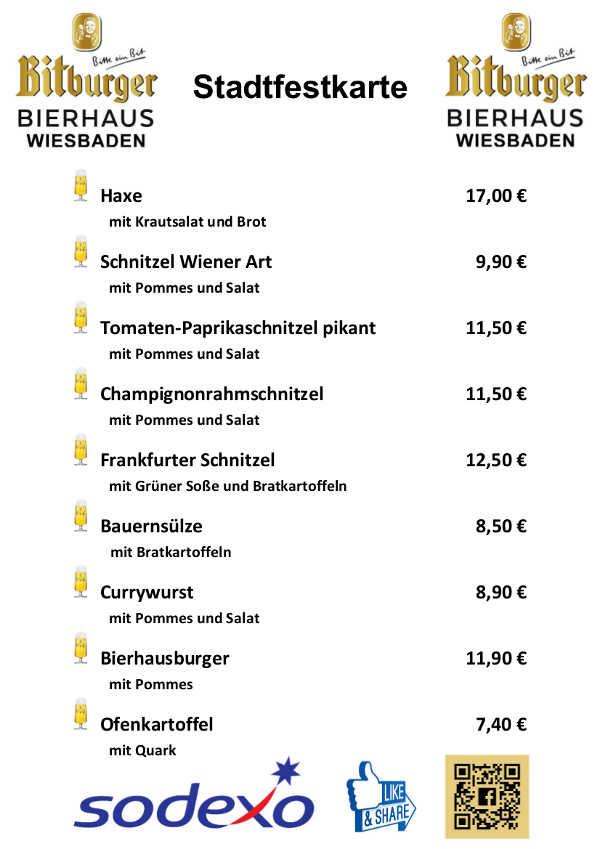 Bild zur Nachricht von Bitburger Bierhaus Wiesbaden