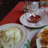 Ajvar + Zwiebeln