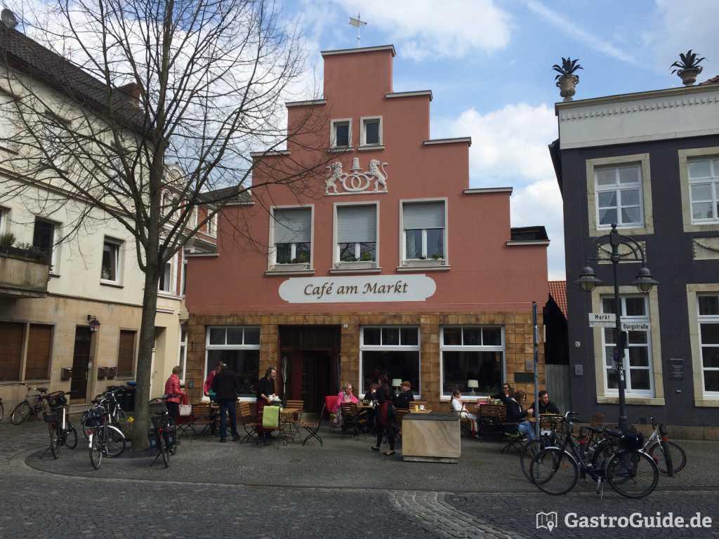 Cafe Am Markt In Steinfurt