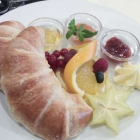 Foto zu Enoteca Milano: Frühstück