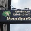 Neu bei GastroGuide: Weinstube Leonhard